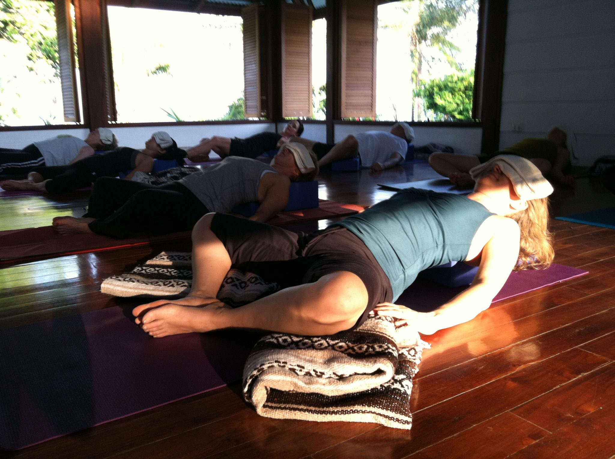 The Sleep of Yogis: Salutations To The Moon