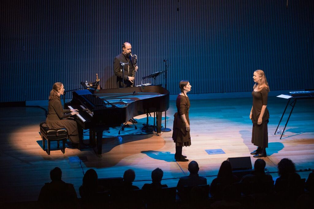 Meredith Monk Vocal Ensemble