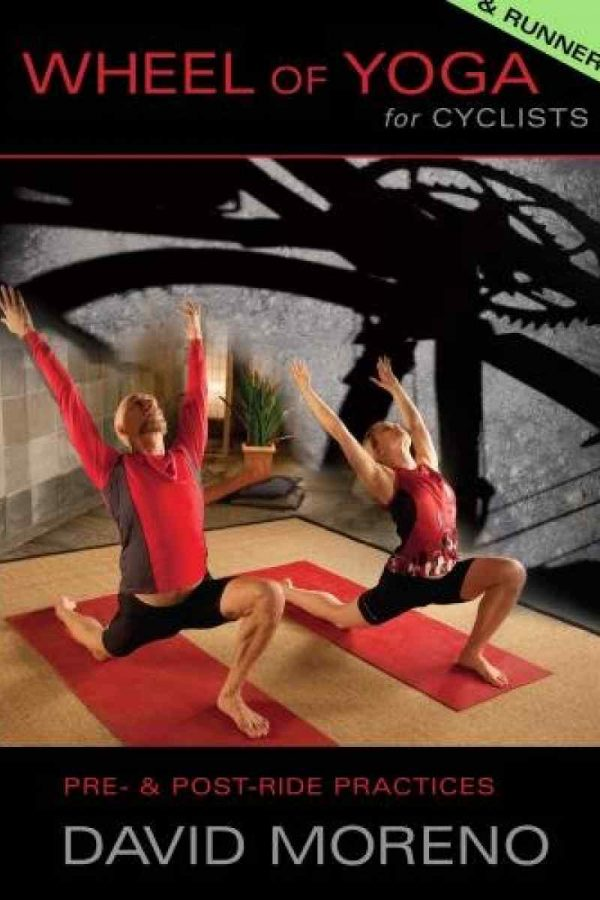 Wheel Of Yoga For Cyclists And Runners - DVD