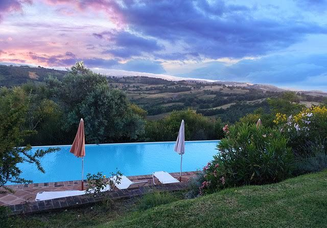 Tuscany Yoga Retreat 9