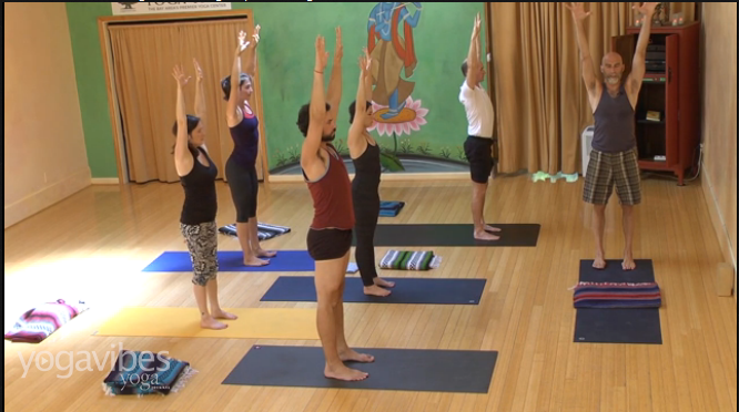 Deep Flow: What is Hip? - Yoga Class with David Moreno