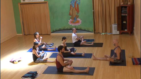 Healthy Joints for Your Sport - Yoga class with David Moreno