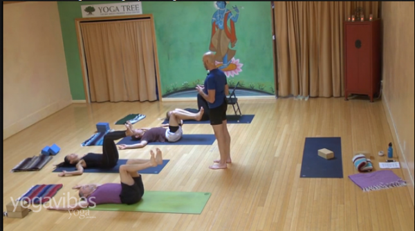 Happy Healthy Neck and Shoulders - Yoga Class with David Moreno