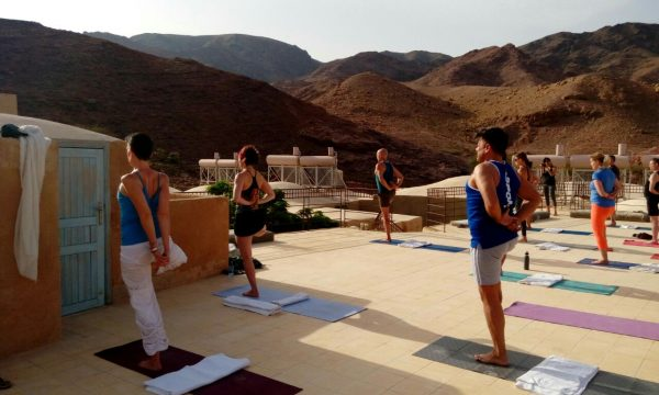 Petra Yoga Retreat - MorYoga