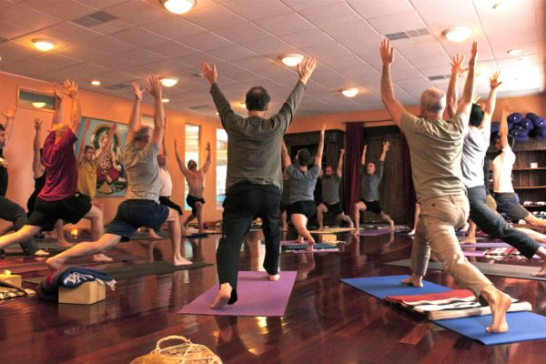 Men's Kula: Yoga For Guys