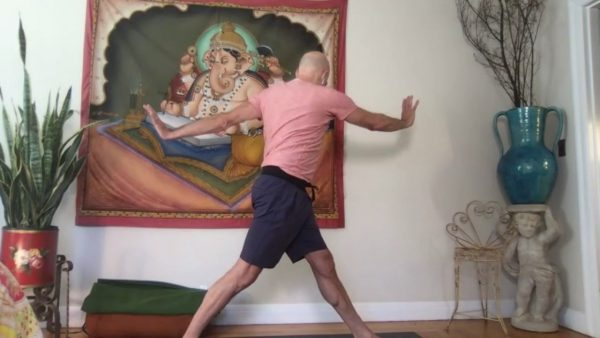 Qi Gong Spring Sequence 4