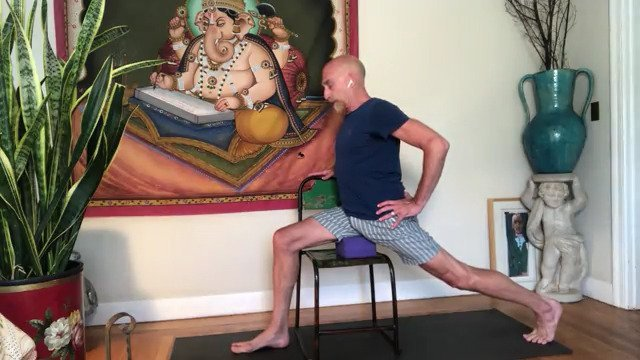 MorYoga with David Moreno - Therapeutic Thursdays: What is Hip?, part 3
