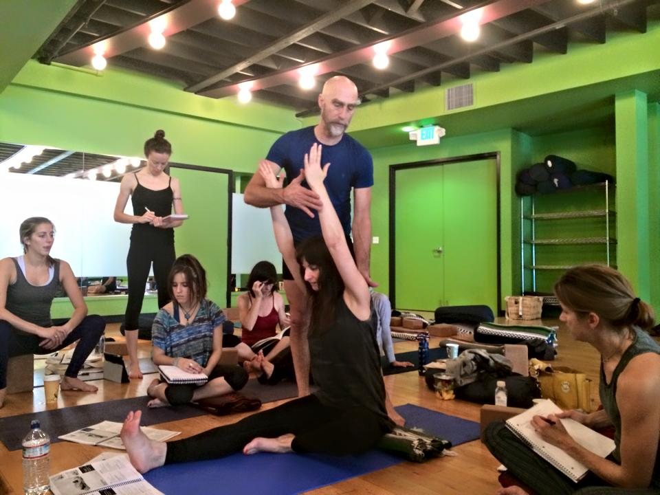MorYoga - David Moreno - Teacher Training